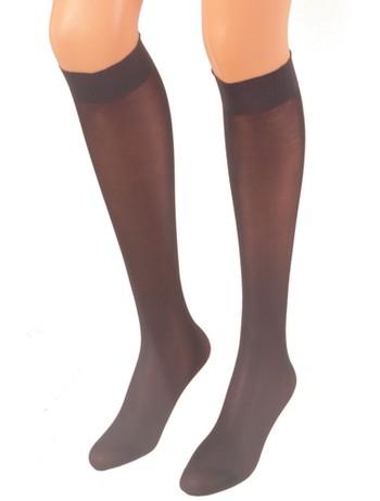 Cecilia de Rafael 40 Samburu DUS Knee High Socks marino
