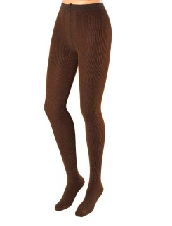Dolci Calze Dylan fine ribbed Tights