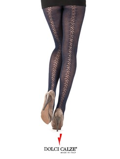 Dolci Calze Embry ajour tights