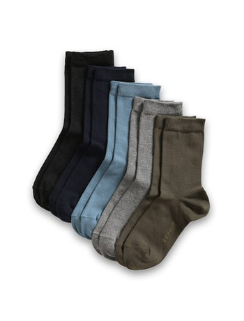 Esprit Kids Essential Socks 5 Pack duo