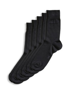 Esprit Men's Essential Socks 5 Pack