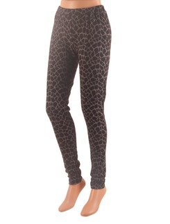 Esprit Fashion Animal Print Leggings