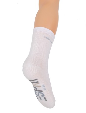 Esprit 2-pack Logo Socks for Children white