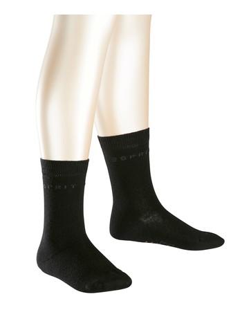 Esprit 2-pack Logo Socks for Children black