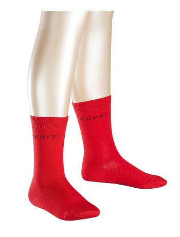 Esprit 2-pack Logo Socks for Children fire