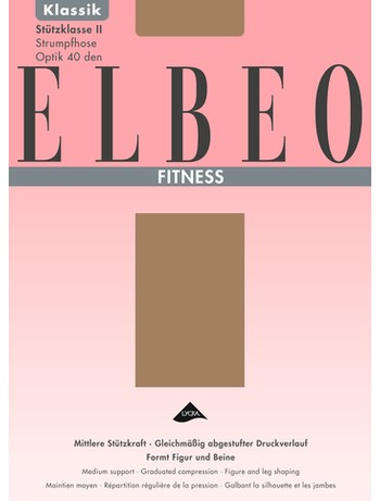 ELBEO Fitness 40 Support Tights Compression 2