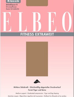 ELBEO Fitness Plus Size Tights Compression 2