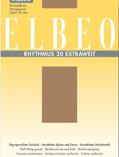 ELBEO Rhytmus Plus Size Tights