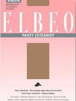 Elbeo Panty Support Tights Extrawide