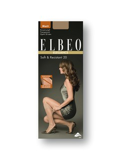 Elbeo Soft & Resistant 20 Knee High Socks