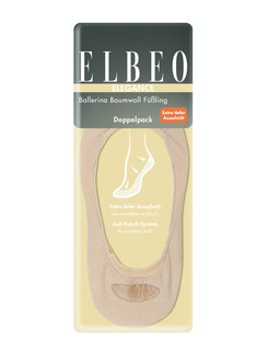 Elbeo Elegance Cotton Footies