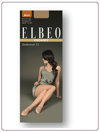 Elbeo Seidenmatt 15 knee high
