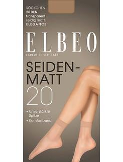 Elbeo Elegance Seidenmatt 20 Socks
