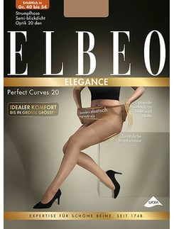 Elbeo Elegance Perfect Curves 20 Tights