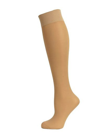 Elbeo Elegance Perfect Curves 20 Knee High Socks sissi