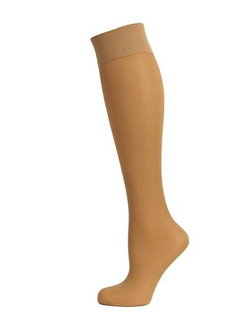 Elbeo Elegance Perfect Curves 20 Knee High Socks gobi