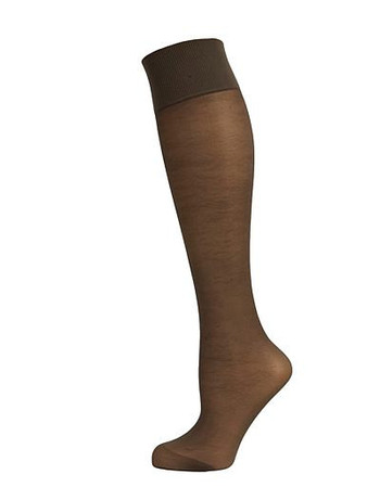 Elbeo Elegance Perfect Curves 20 Knee High Socks anthracite