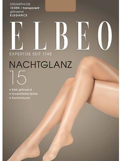 Elbeo Elegance Nachtglanz 15 Transparent Tights