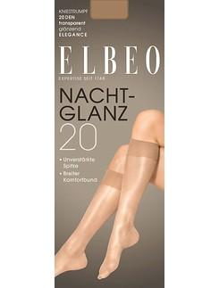 ELBEO Elegance Nachtglanz 20 Knee Highs Socks