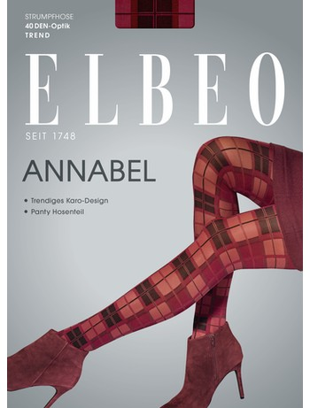 Elbeo Annabel patterned tights