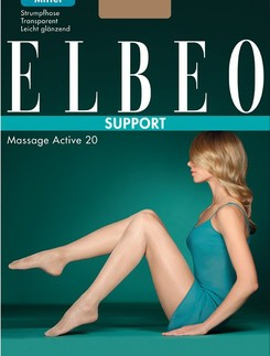 Elbeo Support massage active 20 St�tzstrumpfhose