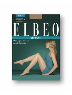 Elbeo Support Massage Active 20 Shapewear Tights