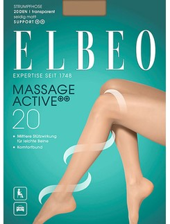 Elbeo Support Massage Active 20 Tights