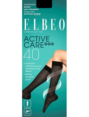 ELBEO Support Active Care 40 Knee-High