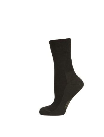 Elbeo Bamboo Sensitive Socks Women schiefer mel