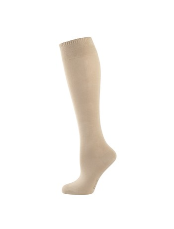Elbeo Bamboo Knee High Socks linnen