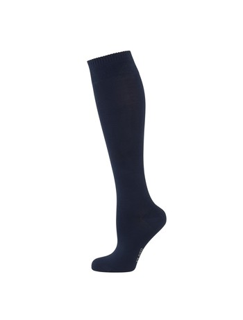Elbeo Bamboo Knee High Socks nightblue