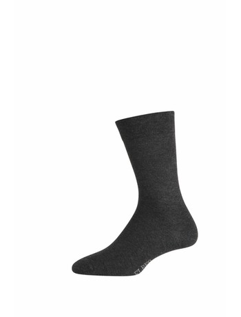 Elbeo The Perfect Trio Socks anthrazite mel.