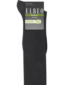 Elbeo Bamboo Knee High Socks for Men