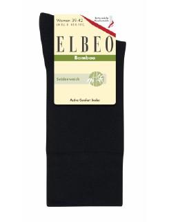 ELBEO Bamboo Sensitive women Sock Pack of two