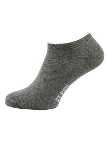 Elbeo The Perfect Trio Ankle Socks for Men black