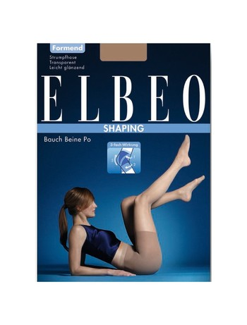 Elbeo Shaping Bauch Beine Po Pantyhose