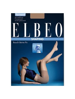 ELBEO Bauch Beine Po 20 Triple Effect Shaping Pantyhose