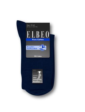 Elbeo Pure Cotton Sensitive Cotton Socks nightblue