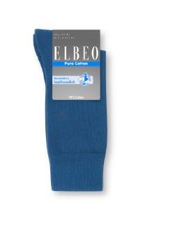 Elbeo Men's Pure Cotton Socks