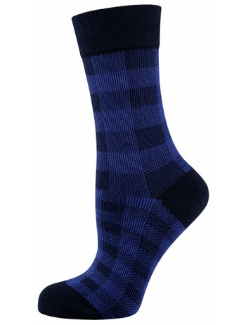 Elbeo Socke Alena cotton socks nightblue