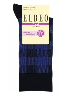 Elbeo Alena cotton patterned socks