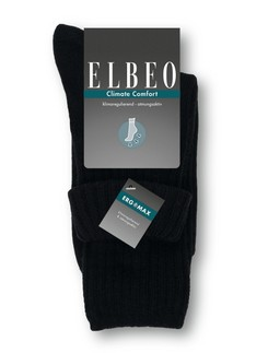Elbeo Climate Comfort Turn-Up Socks for Women