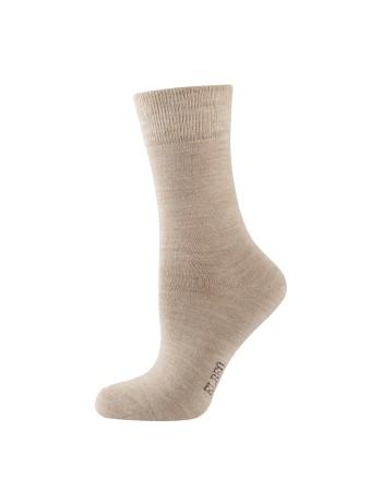 Elbeo Climate Comfort Socks beige mel