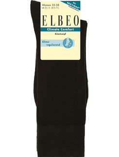 Elbeo Climate Comfort Knee High Socks for Women