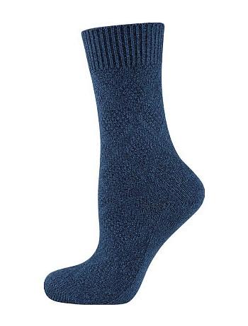Elbeo Bamboo Socks denim mel.
