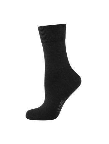 Elbeo Sensitive Wool Socks black