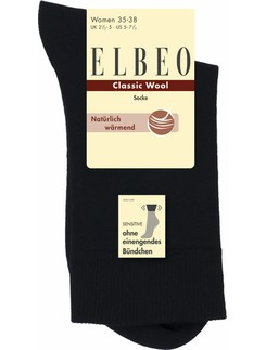 Elbeo Sensitive Wool Socks