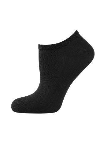 Elbeo Light Cotton Sneaker Socks black