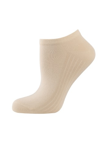 Elbeo Light Cotton Sneaker Socks creme