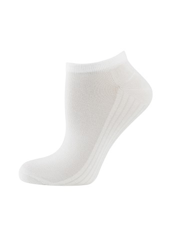 Elbeo Light Cotton Sneaker Socks white